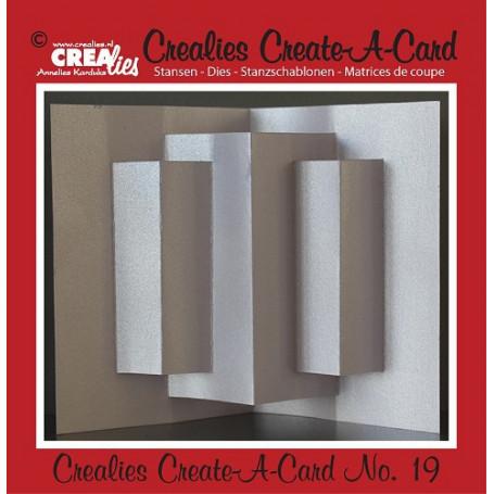 Die Create A Card no 19 - Crealies