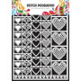 Embellissements papier A5 Coeurs – Dutch Paper Art - Dutch Doobadoo