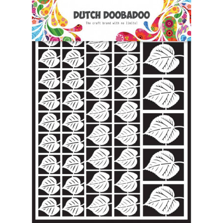 Embellissements papier A5 Feuilles – Dutch Paper Art - Dutch Doobadoo