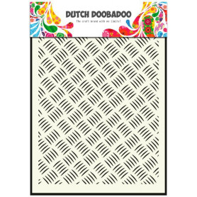 Pochoir A5 Métal – Dutch Mask Art - Dutch Doobadoo