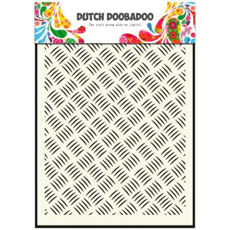 Pochoir A5 Métal – Dutch Mask Art - Dutch Doobadoo