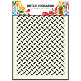 Pochoir A5 Métal 2 – Dutch Mask Art - Dutch Doobadoo
