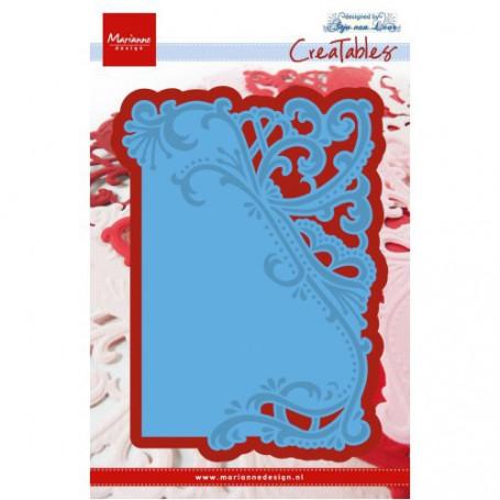 Creatables Anja's rectangle LR0405 - Marianne Design