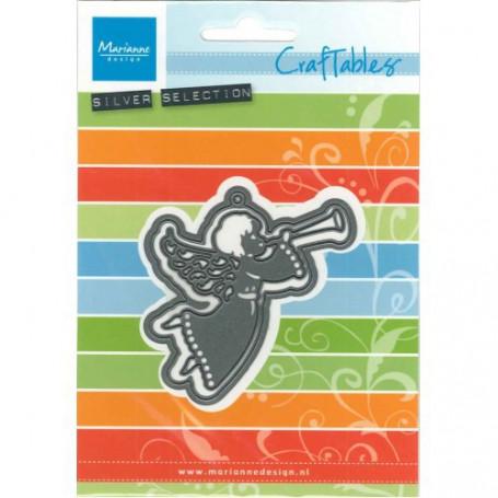 Craftables Herald Angel CR1295 - Marianne Design