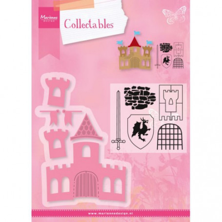 Collectables Castel COL1404 - Marianne Design