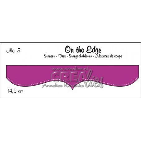 Die On the edge 05 - Crealies