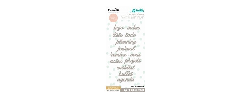 Bullet Journal - Planner