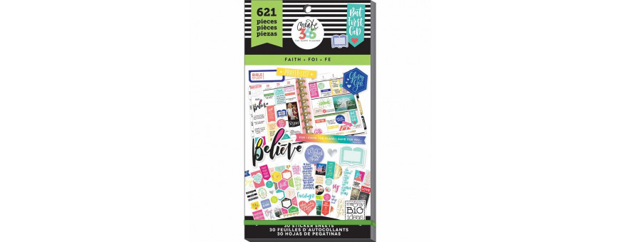 Accessoires Happy Planner - Me & My Big Ideas
