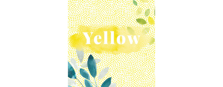 Collection Yellow de Florilèges Design