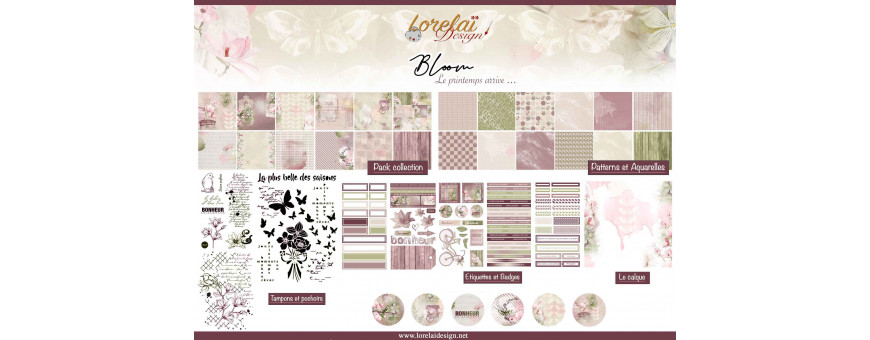 Bloom - Lorelaï Design