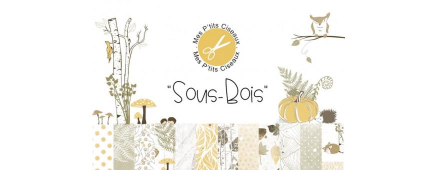 Collection Sous Bois de Mes P'tits Ciseaux