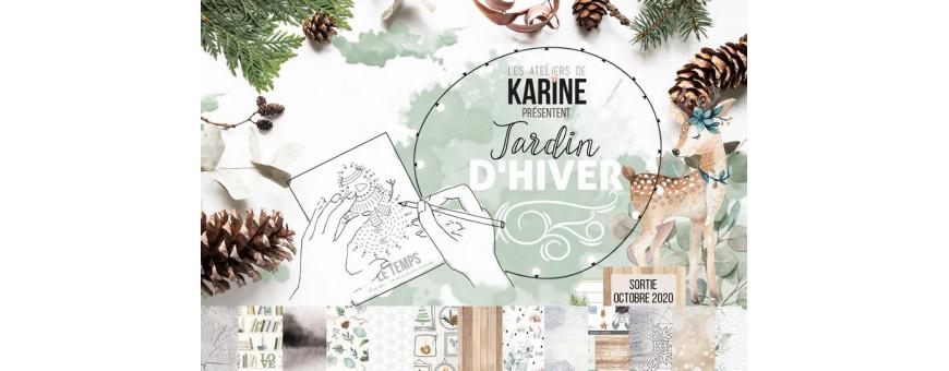 Collection Jardin d'hiver - Les Ateliers de Karine