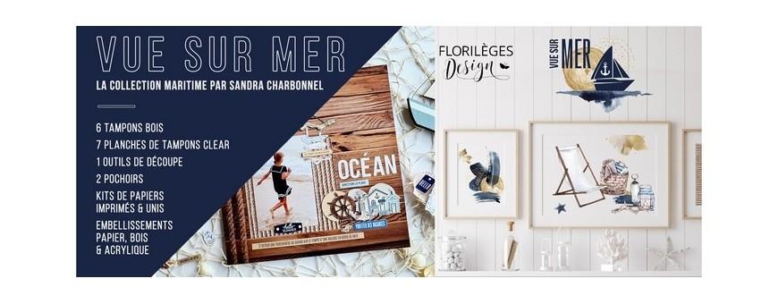 Retrouvez la collection Vue sur mer de Florilèges Design chez Manoé Créa