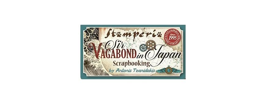Retrouvez la collection Sir Vagabond in Japan de Stamperia chez Manoé Créa